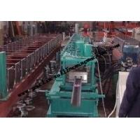 80mm - 350mm Quick Interchangeable C Purlin Cold Roll Forming Machine , Z Purlin Machines Manufactures
