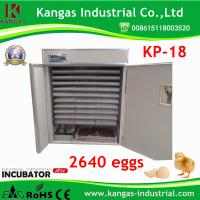 CE Approved and Professional Automatic Incubator with Free Insurance Manufactures