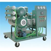 China Sino-NSH Insulation oil filtration & regeneration equipment on sale