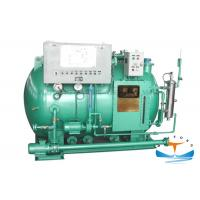 AC380V Marine Anti Pollution Equipment 1150 Kg Wastewater Treatment Plant Manufactures