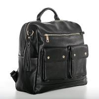 New Arrival Amazing design Leather Multifunctional Diaper Bag Manufactures
