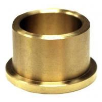 Oil impregnated flange type bronze bushings Manufactures