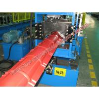 Buy cheap Automatic Ridge Cap Machine Colored Prepainted Sheet Metal Roll Forming Machines from wholesalers