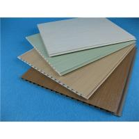 China Moistureproof PVC Ceiling boards film coated 250mm x 8mm x 2900mm on sale