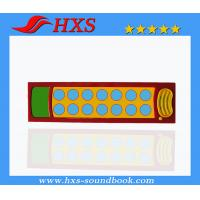 Custom Buttons Best Saler Sound Pad For Books Manufactures