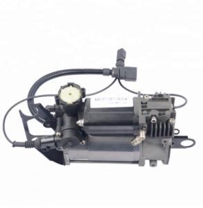 Audi Q7 Car Air Compressor , Metal Air Compressor For Air Suspension 7P0616006F Manufactures