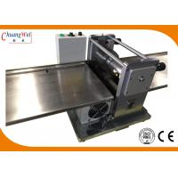 V Cut PCB Separator PCB Depanelizer Machine With High speed steel for sale