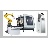 Professional Robot Grinding Machine For Brightening Stainless Steel Sinks