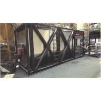 Standard Type Rubber Modified Asphalt Plant  Hot Oil Coils Heating System Manufactures