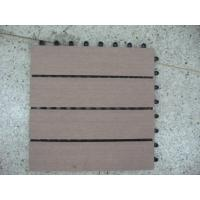 Anti UV Artifical Turf Wood Plastic Composite Flooring for Garden and Park10 Manufactures