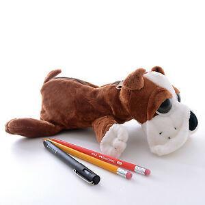 Free sample cute soft plush stuffed unicorn pencil case cheapest price hot sale Manufactures