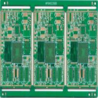 China 12L UL94v-0 Multilayer PCB Board High Density IPC Standards ROHS Certificated on sale