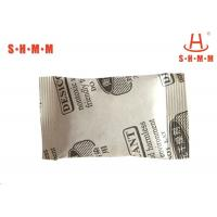 Natural Clay Calcium Chloride Desiccant , Small Desiccant Packs Non - Corrosiveness Manufactures