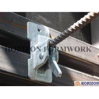 Quality Cast Iron Spring Clamp Concrete Forming Accessories Tensioning Wire Tie Bar for sale