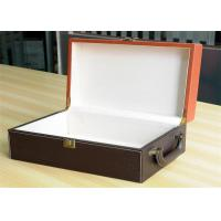 Large Colorful Printed Gift Boxes Embossing  , Gloss Finished For Jewelry Packing Manufactures