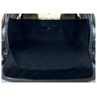 Buy cheap Extended Width Quilted Dog Car Seat Covers Black Color For Any Animal from wholesalers