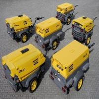 Atlas Copco Portable Air Compressor (XAS97Dd) Manufactures