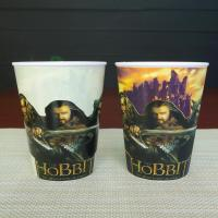 China AB Grade Customized Large Plastic Drinking Cups With Cold Change on sale