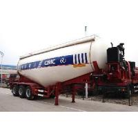 35m3 Cement Tanker Semi Trailer Manufactures
