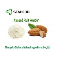 China Off - White Color Excipient Almond Protein Powder No Lumps / Visible Impurities on sale