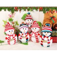 Christmas snowman doll, the scene decoration of Christmas day, Christmas gifts for children,christmas tree ornaments Manufactures
