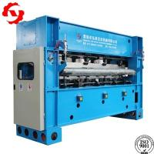 5 M Nonwoven Carpet Making Machine , High Speed Needle Loom Machine Manufactures
