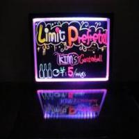 Quality Fluorescent Magic Writing Board for sale
