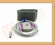 Edan F3 Fetal Monitor Transducer US Probe 4 Pin Connector 40 Degree 2m Length Manufactures