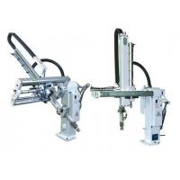 Saving Energy Injection Molding Robot Automation Hand Horizontal Default White Color Manufactures