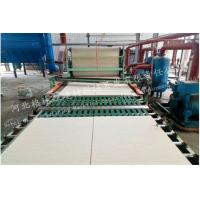 High Strength Mineral Fiber Ceiling Board Production Line ISO CE Certification Manufactures