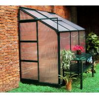 sino-lily 2012 large aluminum greenhouse Manufactures
