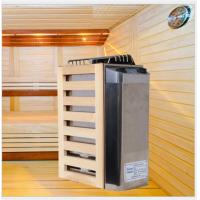Weight 8.5kg Electric Sauna Heater , Dry Sauna Heater Size 330*198*468mm Manufactures