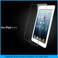 China tempered glass screen protector for Ipad on sale