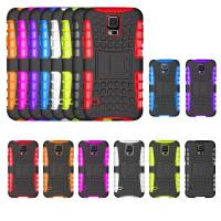 Hard Plastic Dustproof  Cell Phone Protective Cases for Samsung Galaxy S5 I9600 Manufactures