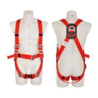 Safety Harness - 3 D Ring W/Lanyard (DHQS014) Manufactures