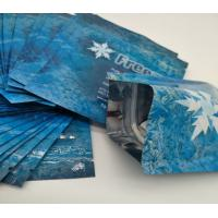 free sample custom stand up smell proof mylar plastic rolling tobacco pouch Manufactures