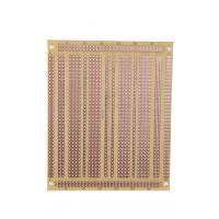 FR-1 UL94 V0 Electronics PCB Breadboard , Copper Base PCB Board Prototype Manufactures