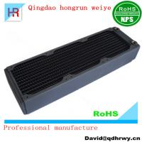 High quliate copper liquid cooling radiator 360mm Manufactures