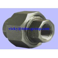 Quality EN 2.4642 inconel 690 ASTM B564 UNS N06690 pipe fittings ( SW socket-weld and NPT threaded for sale
