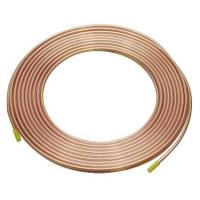 Refrigeration Copper Tube, Pancake Coil Copper Pipe with good plasticity for show case Manufactures