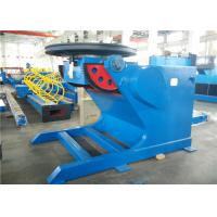Industrial Automated Welding Rotators Positioners 2.5 Ton Loading Capacity Manufactures