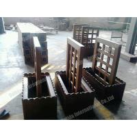 flower pot with trellis OLDA-7009  1518mm*576mm*1312mm Manufactures