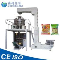 Back Sealing Form Multihead Weigher Packing Machine Vertical Type Easy Operation Manufactures