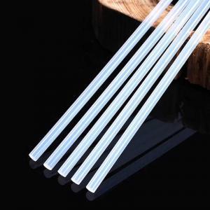 China Thermal Plastic Hot Melt Adhesive Polyurethane Binder Granules black hot melt glue sticks wholesale adhesive 7mm bar on sale