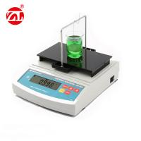 Digital Display Liquid Density Testing Machine For Chemical Solution / Modern Energy Manufactures
