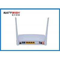 600MHZ CPU GPON Wireless Router Plug And Play 4 * 1000M Ethernet 2 * FXS Ports Manufactures