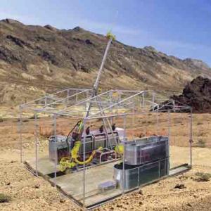 China Hydraulic Diamond Core Drilling Equipment High Efficiency 600M Depth Capacity on sale