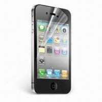 Matte Protection Film, Resists Fingerprints for Improved Visibility, Suitable for iPhone 4 Manufactures