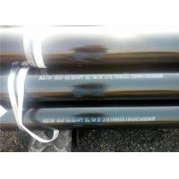 1/4-32 Inch ERW Steel Pipe API 5L ASTM A53 Grade Line Pipes Or Structure Pipes , Small Or Big Diameter Manufactures