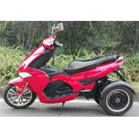 China 4000w Electric Motorcycle Scooter Rear Wheel Direct Drive Max Speed 100km/h on sale